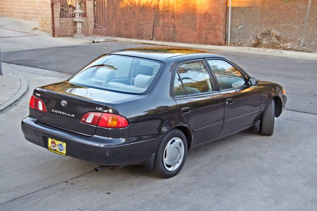 1998 Toyota COROLLA LE 1-OWNER 29K MLS  AUTOMATIC A/C POWER WINDOWS SERIVCE RECORDS! Woodland Hills, CA 6