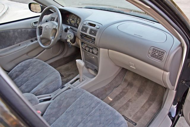 1998 Toyota COROLLA LE 1-OWNER 29K MLS  AUTOMATIC A/C POWER WINDOWS SERIVCE RECORDS! Woodland Hills, CA 25