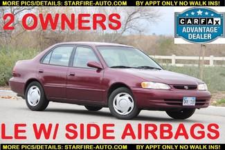 1998 Toyota Corolla LE Santa Clarita, CA