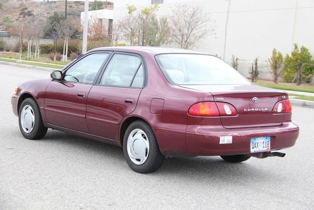 1998 Toyota Corolla LE Santa Clarita, CA 5