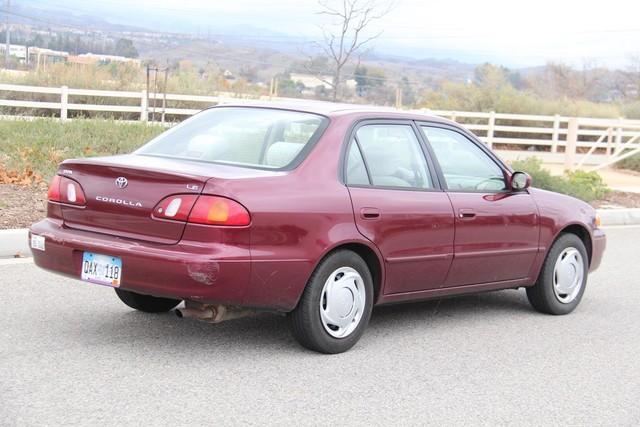 1998 Toyota Corolla LE Santa Clarita, CA 6