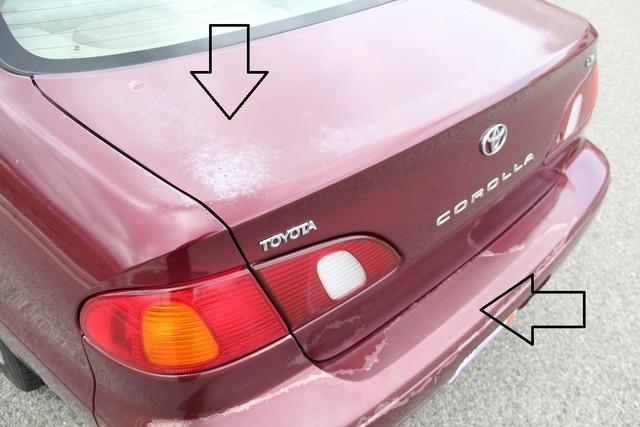 1998 Toyota Corolla LE Santa Clarita, CA 27