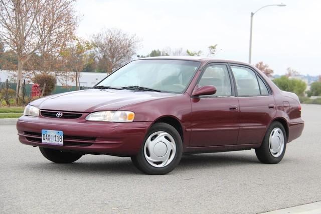1998 Toyota Corolla LE  Santa Clarita CA  Starfire Auto Inc