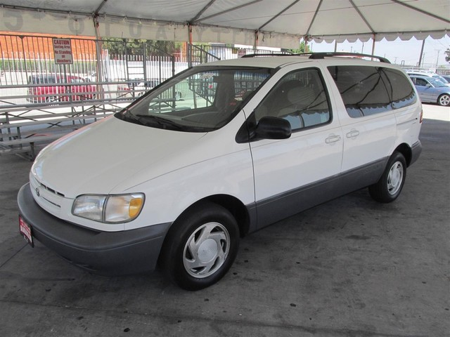 1998 Toyota Sienna LE This particular Vehicles true mileage is unknown TMU Please call or e-ma