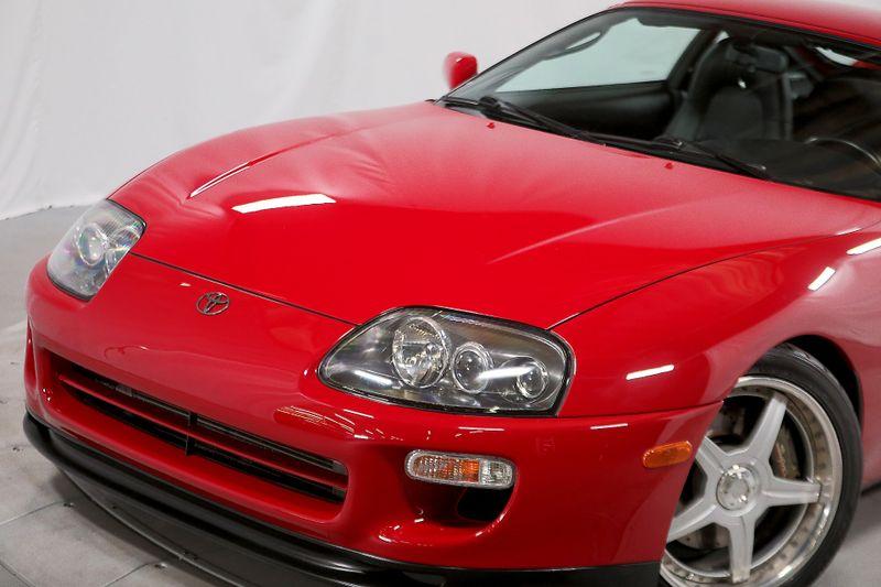 1998 Toyota Supra - Turbo - BPU - Manual - Targa Top  city California  MDK International  in Los Angeles, California