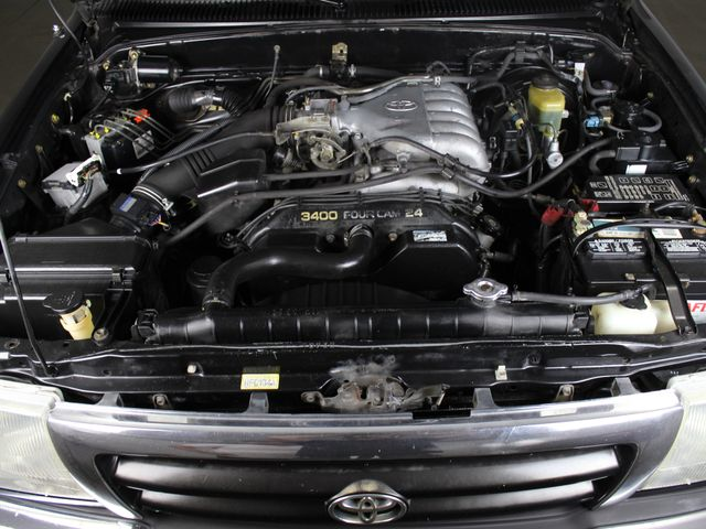 1998 Toyota Tacoma Limited Matthews, NC 36