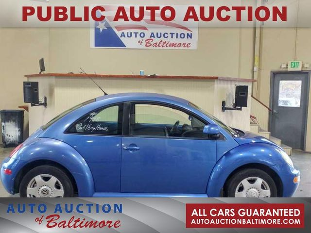 1998 Volkswagen New Beetle  | JOPPA, MD | Auto Auction of Baltimore  in JOPPA MD