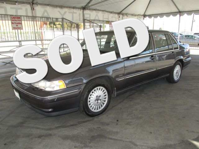 1998 Volvo S90 Please call or e-mail to check availability All of our vehicles are available fo