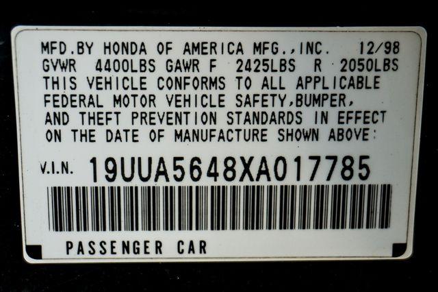 1999 Acura TL  AUTO - 76K MILES - LTHR - ALLOY WHLS Reseda, CA 35