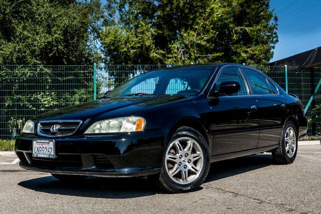1999 Acura TL  AUTO - 76K MILES - LTHR - ALLOY WHLS Reseda, CA 2