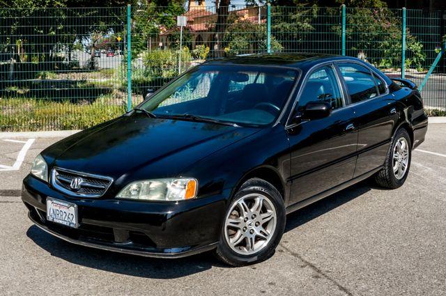 1999 Acura TL  AUTO - 76K MILES - LTHR - ALLOY WHLS Reseda, CA 1
