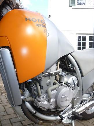 1999 Aprilia 6.5 MOTO PHILIPPE STARCK CLASSIC ITALIAN MOTORCYCLE - RARE Mendham, New Jersey 6