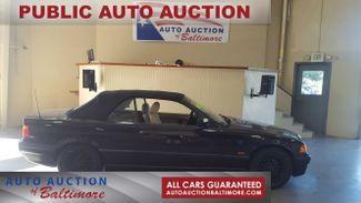 1999 BMW 323i 323ic | JOPPA, MD | Auto Auction of Baltimore  in Joppa MD