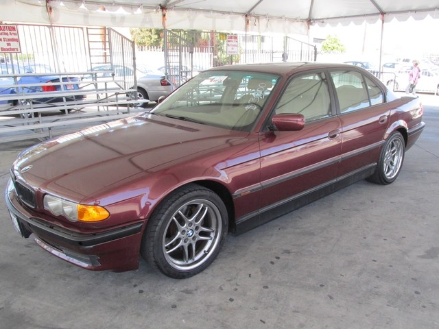 1999 BMW 740i 740iA Please call or e-mail to check availability All of our vehicles are availabl