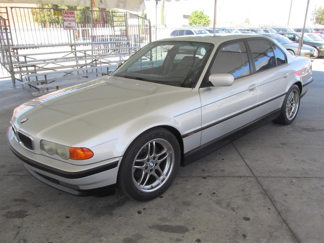1999 BMW 740i 740iA This particular Vehicles true mileage is unknown TMU Please call or e-mail