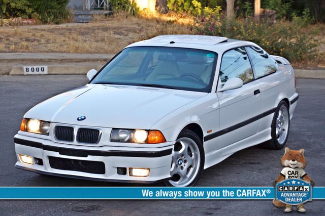1999 BMW M Models M3 COUPE MANUAL ORIGINAL IMMACULATE COND. SERVICE RECORDS! Woodland Hills, CA 0