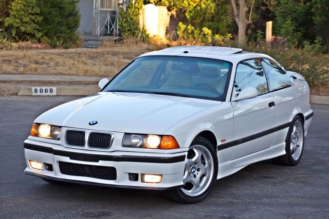 1999 BMW M Models M3 COUPE MANUAL ORIGINAL IMMACULATE COND. SERVICE RECORDS! Woodland Hills, CA 1