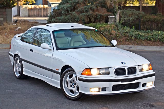 1999 BMW M Models M3 COUPE MANUAL ORIGINAL IMMACULATE COND. SERVICE RECORDS! Woodland Hills, CA 10