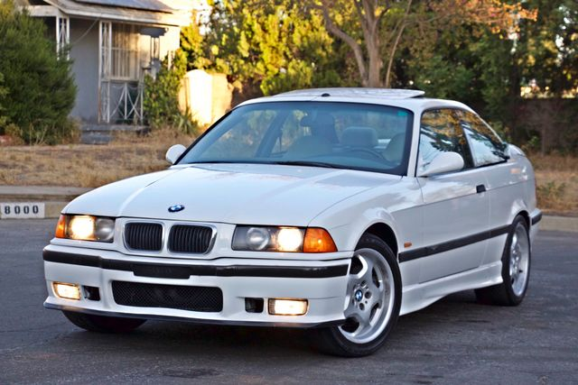 1999 BMW M Models M3 COUPE MANUAL ORIGINAL IMMACULATE COND. SERVICE RECORDS! Woodland Hills, CA 2