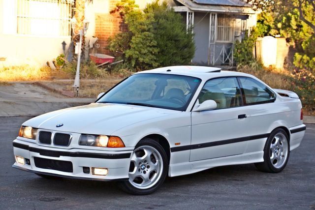 1999 BMW M Models M3 COUPE MANUAL ORIGINAL IMMACULATE COND. SERVICE RECORDS! Woodland Hills, CA 3