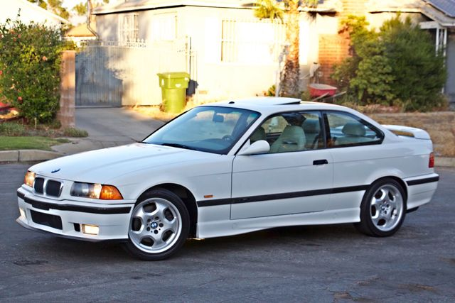 1999 BMW M Models M3 COUPE MANUAL ORIGINAL IMMACULATE COND. SERVICE RECORDS! Woodland Hills, CA 4