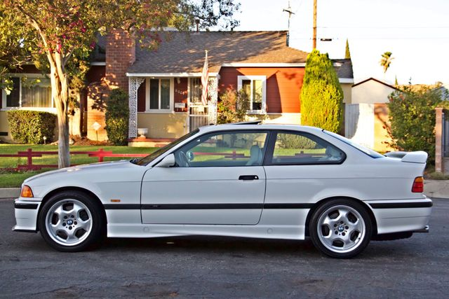 1999 BMW M Models M3 COUPE MANUAL ORIGINAL IMMACULATE COND. SERVICE RECORDS! Woodland Hills, CA 5