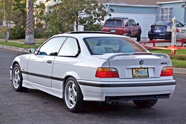 1999 BMW M Models M3 COUPE MANUAL ORIGINAL IMMACULATE COND. SERVICE RECORDS! Woodland Hills, CA 6