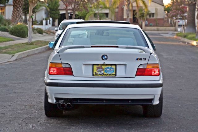 1999 BMW M Models M3 COUPE MANUAL ORIGINAL IMMACULATE COND. SERVICE RECORDS! Woodland Hills, CA 7