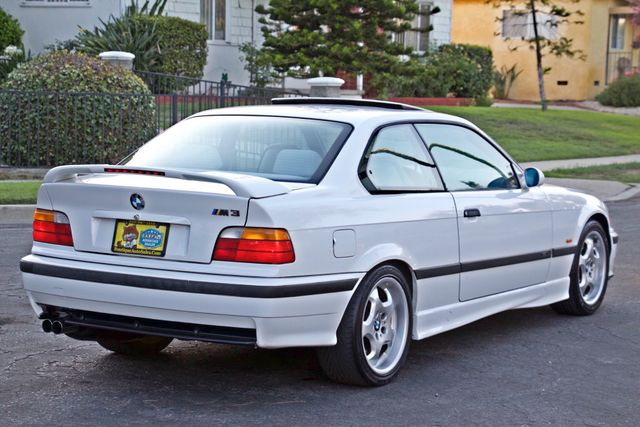 1999 BMW M Models M3 COUPE MANUAL ORIGINAL IMMACULATE COND. SERVICE RECORDS! Woodland Hills, CA 8