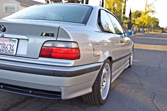 1999 BMW M Models M3 COUPE MANUAL 104K ORIGINAL MLS NEW TIRES SERVICE RECORDS! Woodland Hills, CA 35