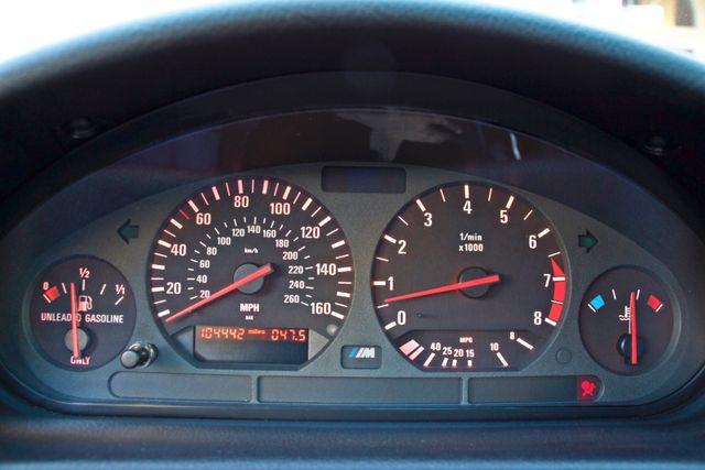 1999 BMW M Models M3 COUPE MANUAL 104K ORIGINAL MLS NEW TIRES SERVICE RECORDS! Woodland Hills, CA 22