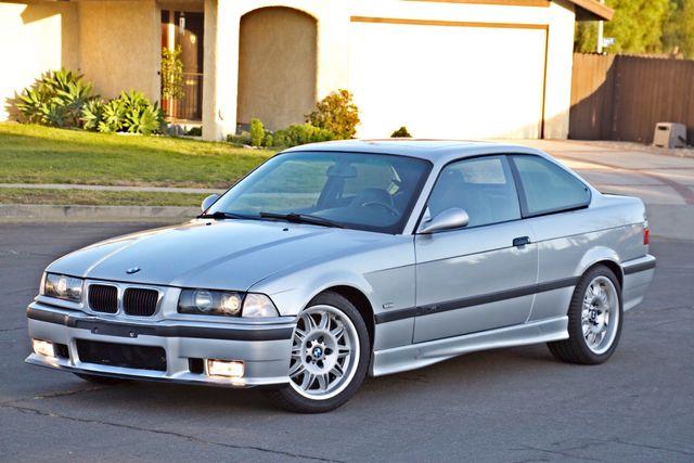 1999 BMW M Models M3 COUPE MANUAL 104K ORIGINAL MLS NEW TIRES SERVICE RECORDS! Woodland Hills, CA 3