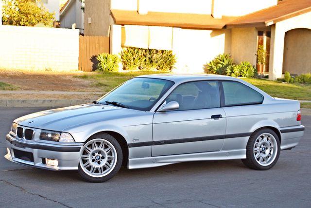 1999 BMW M Models M3 COUPE MANUAL 104K ORIGINAL MLS NEW TIRES SERVICE RECORDS! Woodland Hills, CA 2