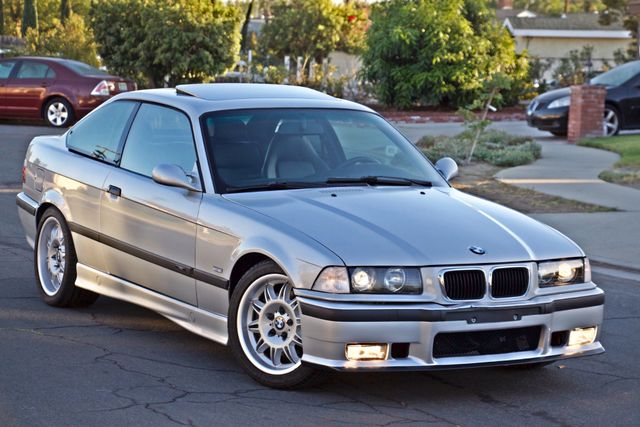 1999 BMW M Models M3 COUPE MANUAL 104K ORIGINAL MLS NEW TIRES SERVICE RECORDS! Woodland Hills, CA 36