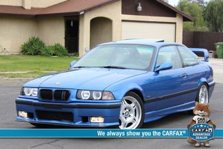 1999 BMW M Models M3 COUPE MANUAL RARE ESTORIL BLUE LTW WHLS SERVICE RECORDS! Woodland Hills, CA