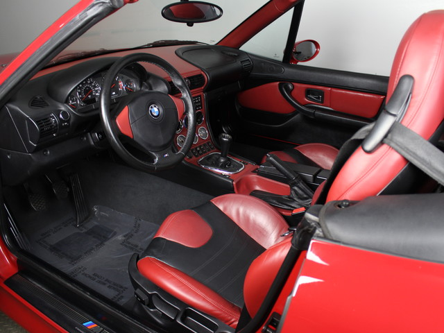 1999 BMW Z3M M Roadster E36/7 Matthews, NC 9