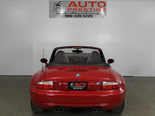 1999 BMW Z3M M Roadster E36/7 Matthews, NC 5