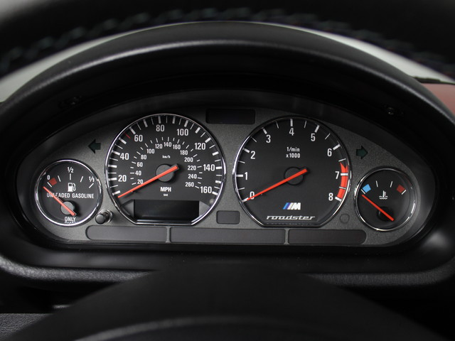 1999 BMW Z3M M Roadster E36/7 Matthews, NC 17