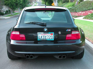 BMW Z M Coupe L One Owner California Car City California - 1999 bmw z3 m roadster