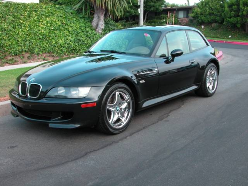 1999 BMW Z3 M Coupe 32L One Owner California Car city California ...