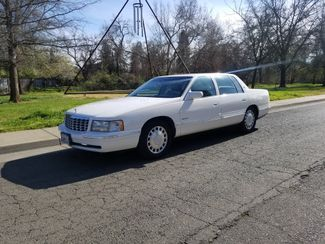 1999 Cadillac DeVille Chico, CA