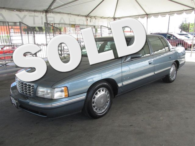 1999 Cadillac DeVille Please call or e-mail to check availability All of our vehicles are avail