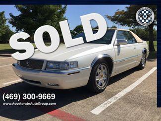 1999 Cadillac Eldorado LOW MILES! in Garland
