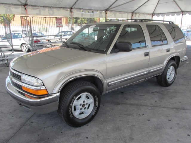 1999 Chevrolet Blazer LS Please call or e-mail to check availability All of our vehicles are av