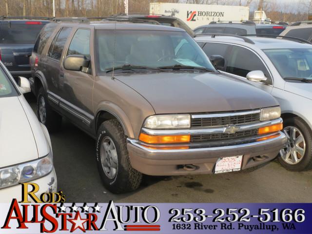 1999 Chevrolet Blazer LS 4WD