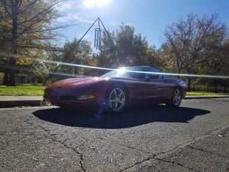 1999 Chevrolet Corvette Chico, CA 1