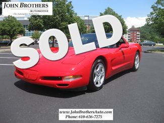 1999 Sold Chevrolet Corvette Conshohocken, Pennsylvania