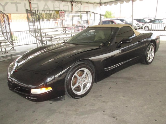 1999 Chevrolet Corvette Please call or e-mail to check availability All of our vehicles are ava