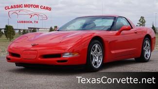 1999 Chevrolet Corvette in Lubbock Texas