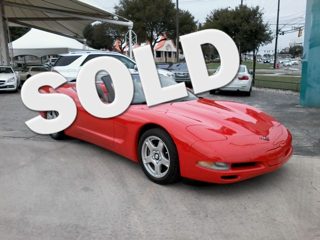 1999 Chevrolet Corvette roadster San Antonio, Texas 0